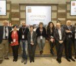 Nino Baseotto, Tania Scacchetti, Giuseppe Massafra, Rosanna Dettori, Susanna Camusso, Gianna Fracassi, Roberto Ghiselli, Vincenzo Colla, Franco Martini