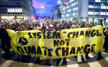 Clima.Al capezzale della terra solo annunci, promesse e silenzi