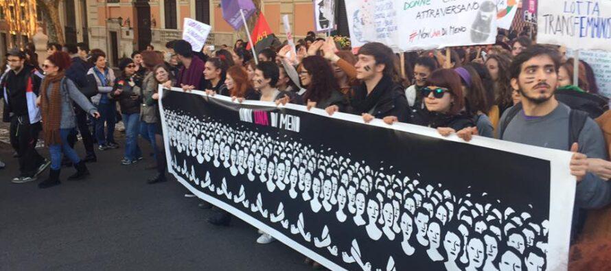 Sciopero internazionale delle donne l'8 marzo