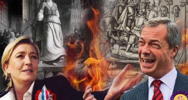 Contatti con Farage e il clan Le Pen Arriva l'«Internazionale populista»?