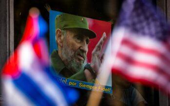 «Addio Fidel, difenderemo sempre la patria e il socialismo»