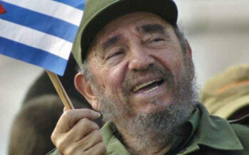 Funerali del popolo per Fidel, il Líder Máximo. Poi le ceneri attraverseranno Cuba