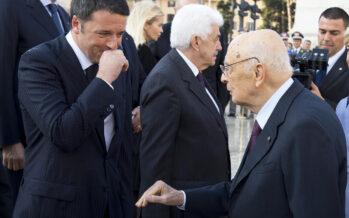 Giorgio Galli: «Il sì è l'ultima toppa al sistema»