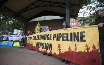 Polizia violenta a Standing Rock, arrivano i marines nativi