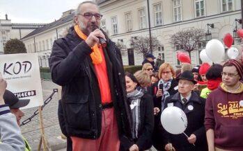 Polonia, proteste contro la censura