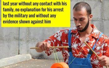 Six more months in jail for Palestinian clown
