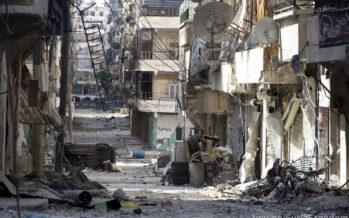 Aleppo, tacciano le armi. Fine dell'assedio