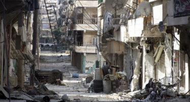 La Russia vince ad Aleppo