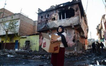 Turkey Condemned for Forced Exodus of Kurds from Diyarbakir