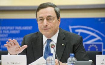 Il «Qe» continua. Draghi: «La crisi politica non ferma le riforme»