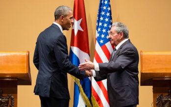 Cuba e Obama: accordo per bruciare sul tempo Donald Trump