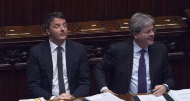 Le tante vite di Paolo Gentiloni, il «felpato». I cortei, i Verdi, la Margherita