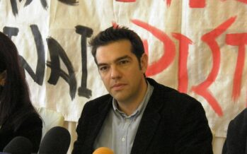 Alexis Tsipras risponde picche a nuovi tagli