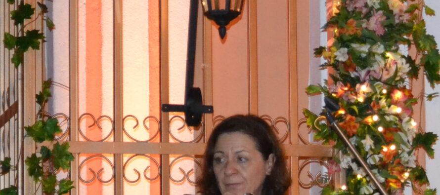 Anna Lombardo. La poesia è parola che osa guardare oltre