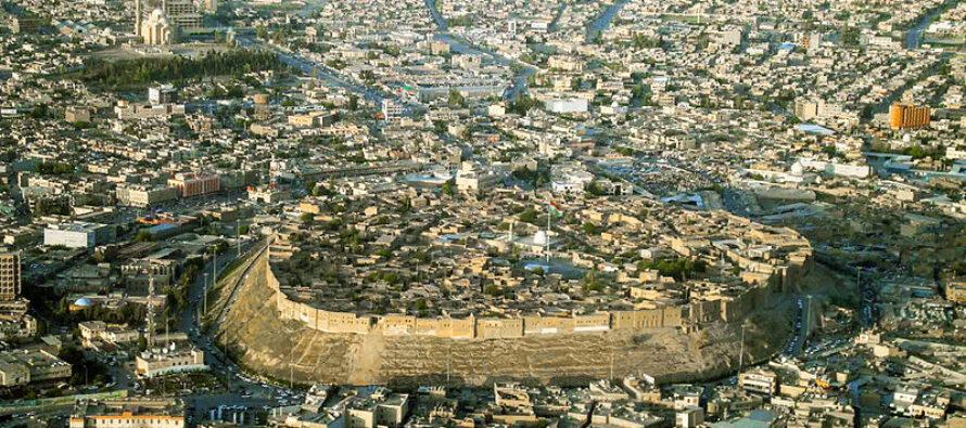 Il muro di Erbil impone all'Iraq i nuovi confini