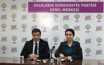 Turchia: due secoli in prigione per Demirtas e Yuksekdag