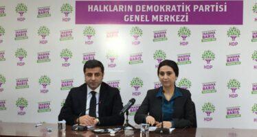 Selahattin Demirtas di fronte alla corte a 14 mesi dall'arresto