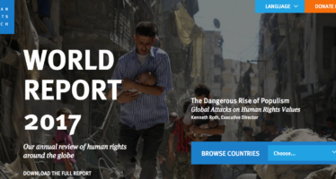 Human Rights Watch, 2017 WORLD REPORT