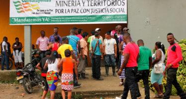 14 leader sociali assassinati da paramilitari in Colombia in un mese