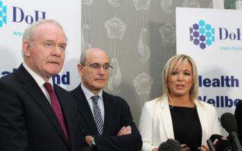 Al Sinn Féin arriva una leader post Ira: Michelle O'Neill