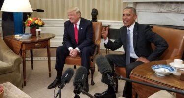 Stati Uniti. Il presidente «buono» e quello «cattivo»
