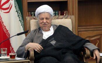 Iran. Con la morte di Rafsanjani un colpo ai moderati