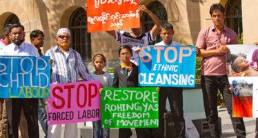 Viaggio a sorpresa di Aung San Suu Kyi dai Rohingya