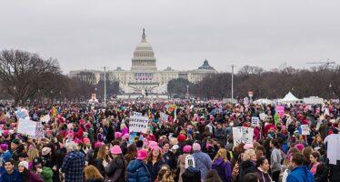 Women's March. In 600mila sfidano Trump