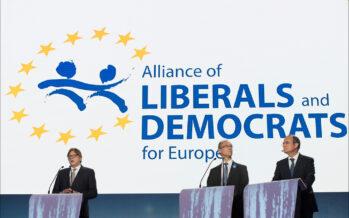 I liberali europei stoppano Grillo: no all'intesa