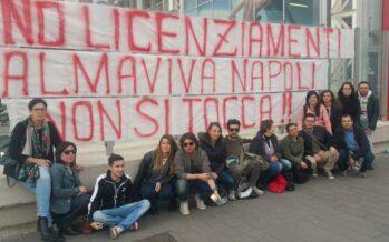 Vertenze. 153 lavoratori del call center Almaviva licenziati due volte
