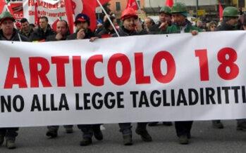 La Cgil in piazza per «Un'altra Italia»