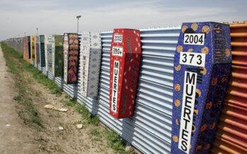Il muro americano anti-migranti e il neocolonialismo