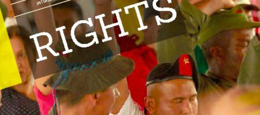 Le sfide della pace in Colombia. Il nuovo numero di Global Rigths