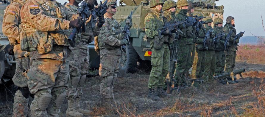 L'Italia manda 8 caccia in Estonia, missioni italiane in armi dal Baltico all'Africa