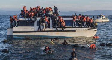Naufagio al largo della Libia, si teme una strage