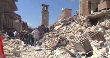 Terremoto, nasce l'Osservatorio di edili CGIL e Legambiente