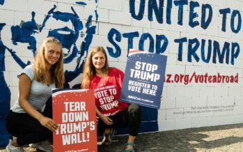 No Ban No Wall. All'aeroporto JFK migliaia contro Trump