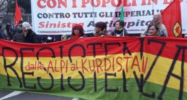 Cinquemila in piazza a Milano per il popolo curdo e Öcalan