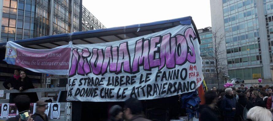 #feminiStrike, una marea festante si aggira per l'Europa