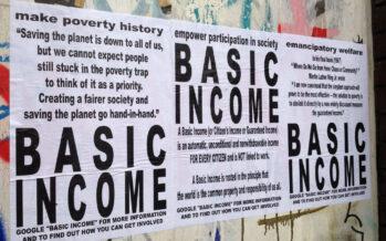 """Per un reddito minimo """"non lavorista"""""""