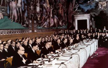 Quando l'Unione faceva la forza: la firma dei Trattati nel 1957