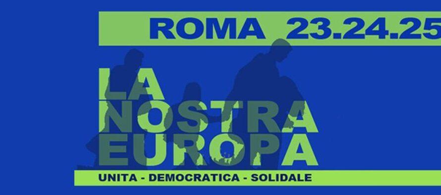 Eurostop. «La nostra Europa» in piazza a Roma il 25 contro l'austerità