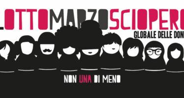 8 marzo. Donne in marcia contro violenza e discriminazioni