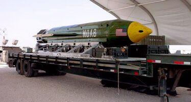 Bombe atomiche dalla Turchia alle basi NATO in Italia