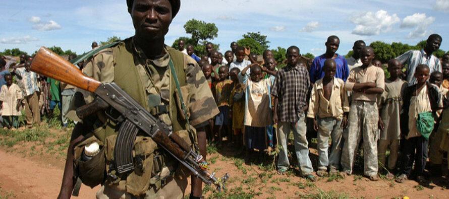Congo. L'inferno del coltan