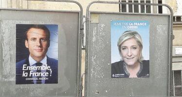 La Francia al ballottaggio. Macron, Le Pen o astensione
