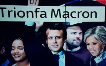 Macron vince: «Con me in marcia la Francia dei Lumi»
