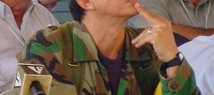 Gabriel Angel, la guerriglia come scuola di scrittura