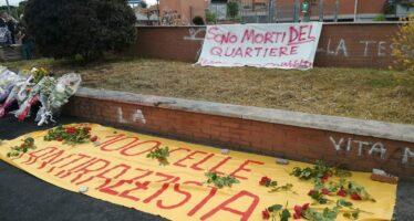 Centocelle antirazzista oggi in piazza in solidarietà con i rom