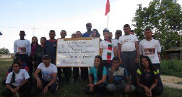 Gabriel Angel ricorda il 53° anniversario delle FARC-EP